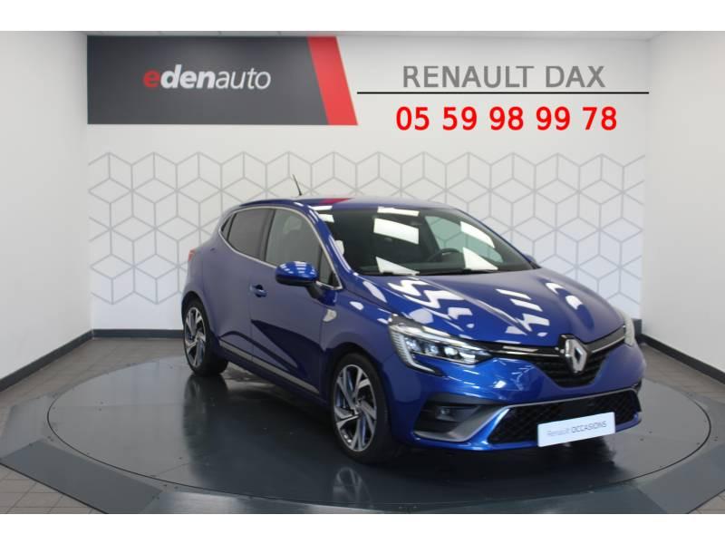 Renault Clio V Blue dCi 115 RS Line Bleu occasion à DAX