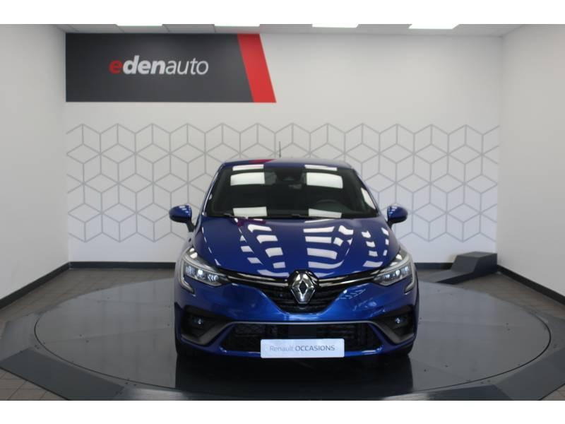 Renault Clio V Blue dCi 115 RS Line Bleu occasion à DAX - photo n°3