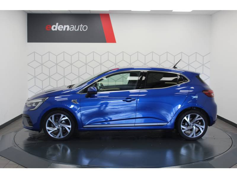 Renault Clio V Blue dCi 115 RS Line Bleu occasion à DAX - photo n°9