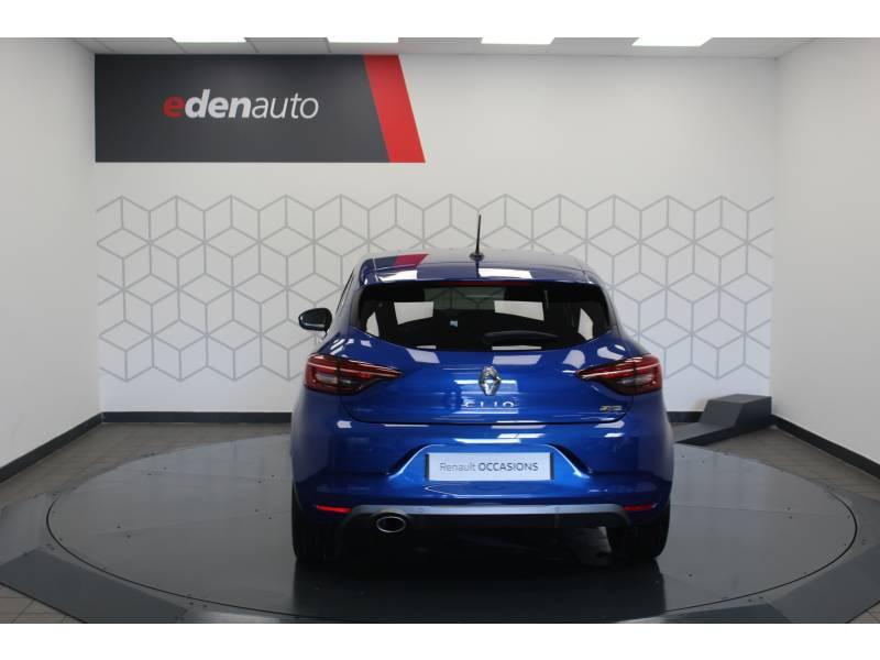 Renault Clio V Blue dCi 115 RS Line Bleu occasion à DAX - photo n°7