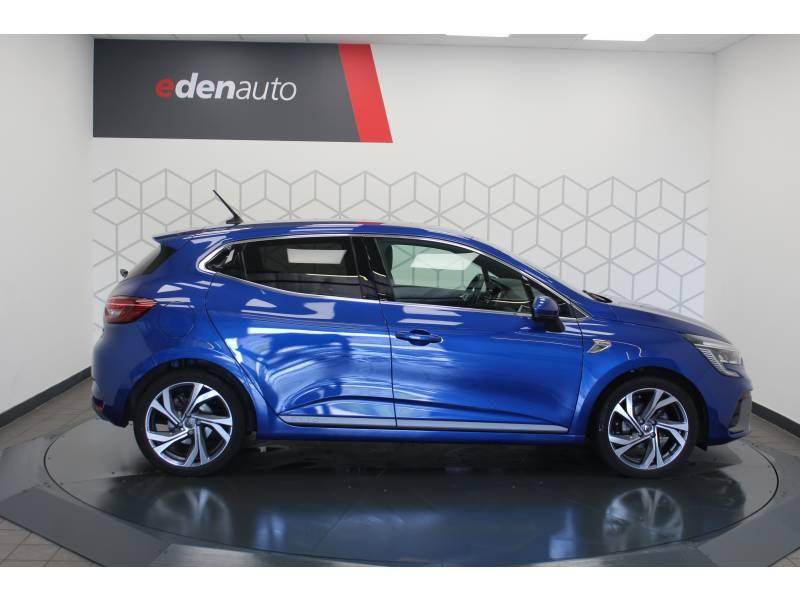 Renault Clio V Blue dCi 115 RS Line Bleu occasion à DAX - photo n°5