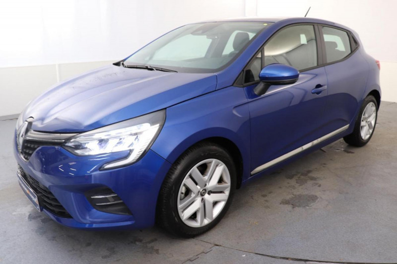 Renault Clio V Blue dCi 85 Business Bleu occasion à Mérignac