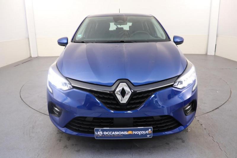 Renault Clio V Blue dCi 85 Business Bleu occasion à Mérignac - photo n°2