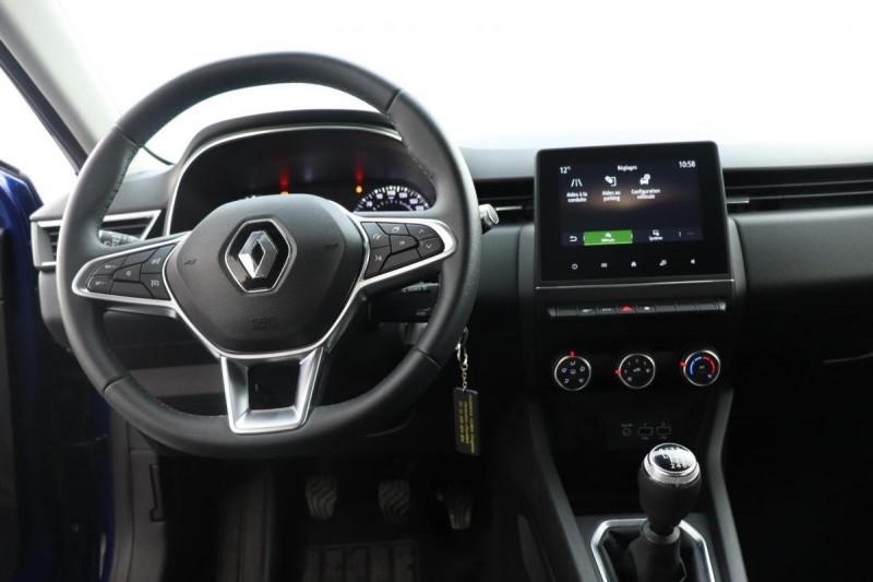 Renault Clio V Blue dCi 85 Business Bleu occasion à Mérignac - photo n°4