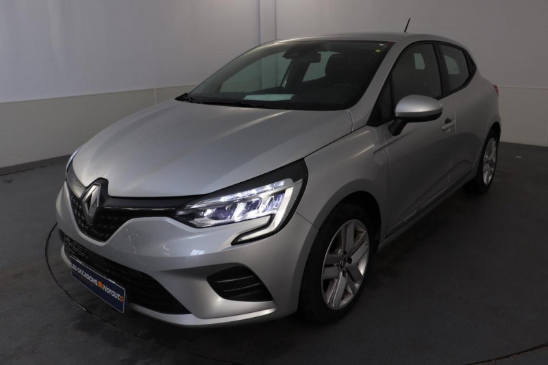 Renault Clio V Blue dCi 85 Business Gris occasion à Mérignac