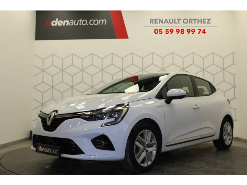 Renault Clio V Blue dCi 85 Business Blanc occasion à Orthez