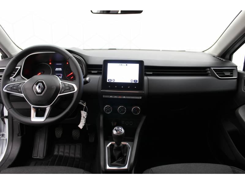 Renault Clio V Blue dCi 85 Business Blanc occasion à Orthez - photo n°8