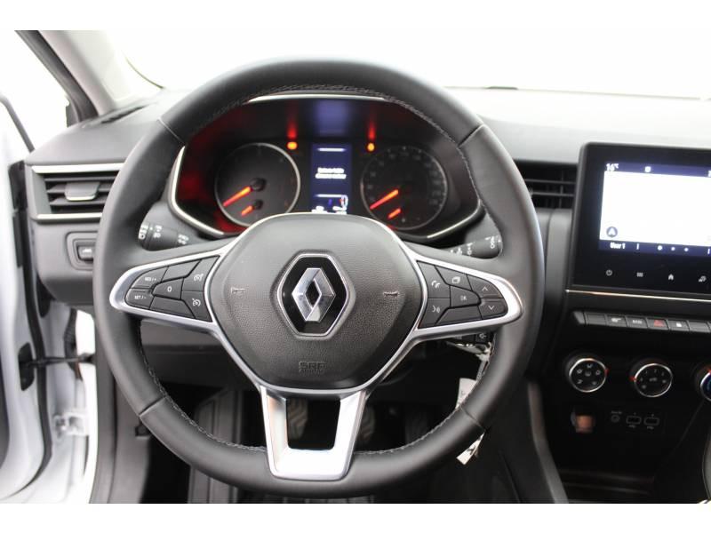 Renault Clio V Blue dCi 85 Business Blanc occasion à Orthez - photo n°7