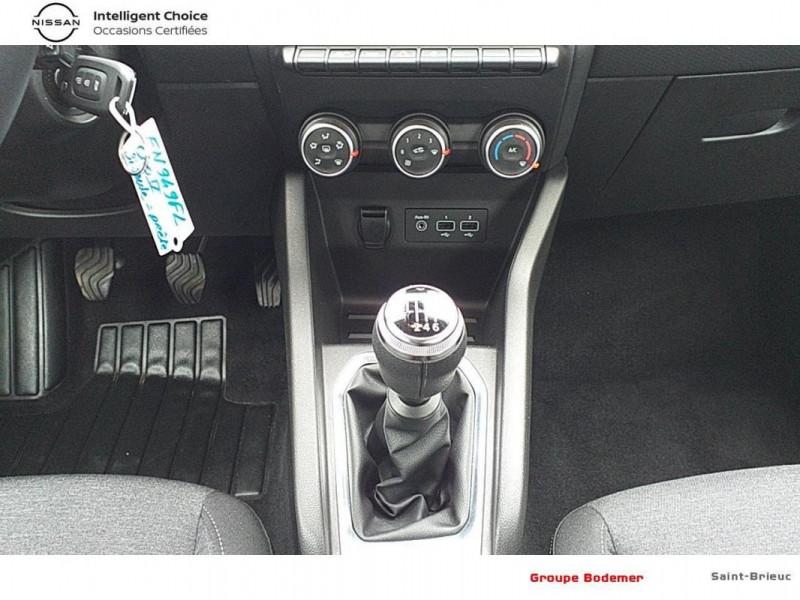 Renault Clio V Blue dCi 85 Business Gris occasion à SAINT-BRIEUC - photo n°10