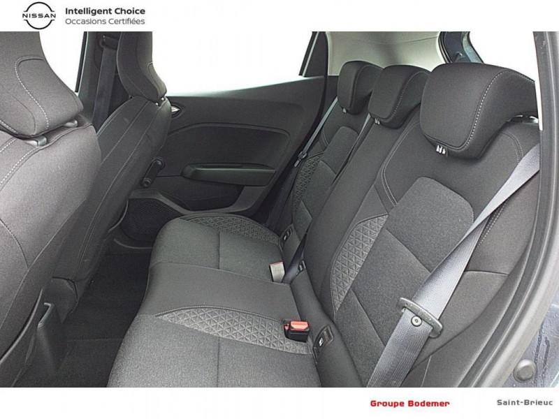 Renault Clio V Blue dCi 85 Business Gris occasion à SAINT-BRIEUC - photo n°12