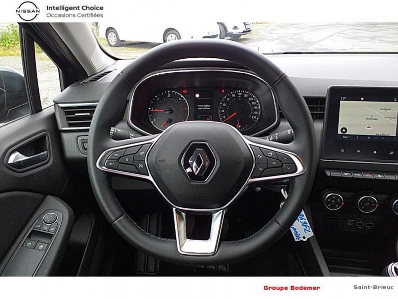Renault Clio V Blue dCi 85 Business Gris occasion à SAINT-BRIEUC - photo n°7
