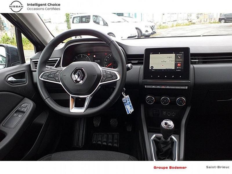 Renault Clio V Blue dCi 85 Business Gris occasion à SAINT-BRIEUC - photo n°6