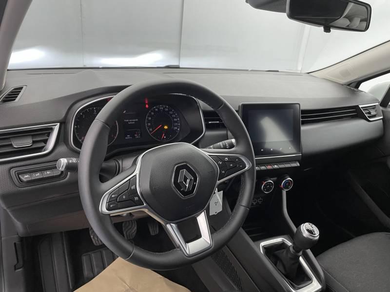 Renault Clio V Blue dCi 85 Business Blanc occasion à SAINT-BRIEUC - photo n°5