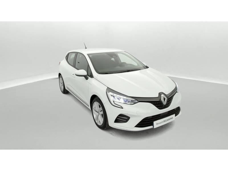 Renault Clio V Blue dCi 85 Business Blanc occasion à SAINT-BRIEUC - photo n°2