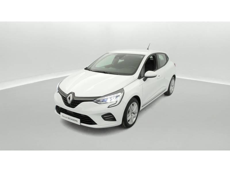 Renault Clio V Blue dCi 85 Business Blanc occasion à SAINT-BRIEUC