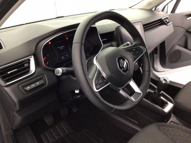 Renault Clio V Blue dCi 85 Business Gris occasion à SAINT-BRIEUC - photo n°5
