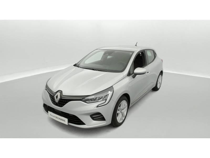 Renault Clio V Blue dCi 85 Business Gris occasion à SAINT-BRIEUC