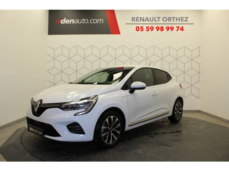 Renault Clio V Blue dCi 85 Zen Blanc occasion à Orthez