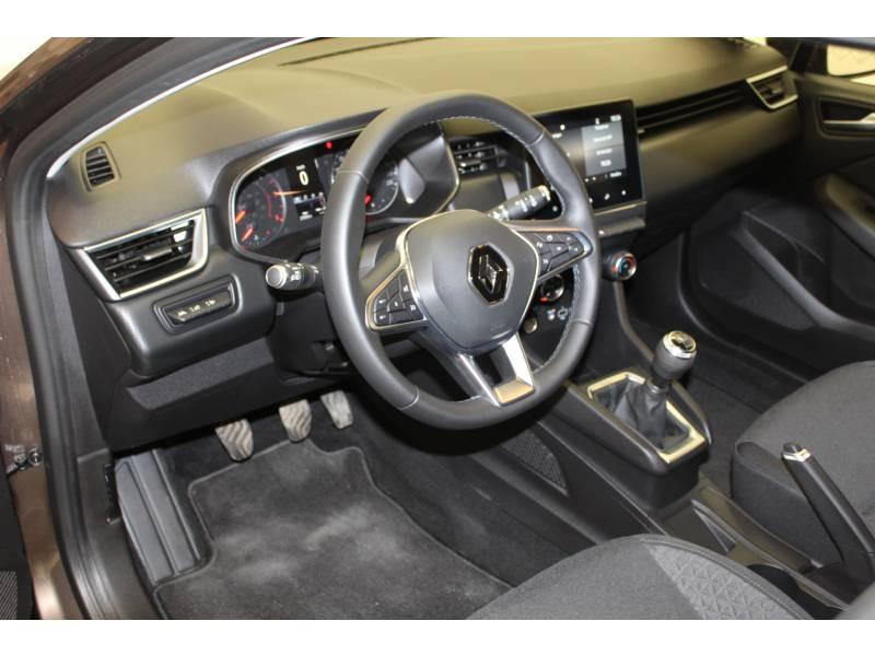 Renault Clio V Blue dCi 85 Zen Marron occasion à Orthez - photo n°2