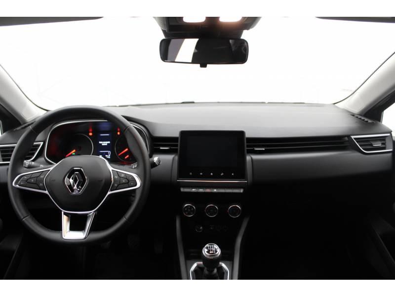 Renault Clio V Blue dCi 85 Zen Marron occasion à Orthez - photo n°7