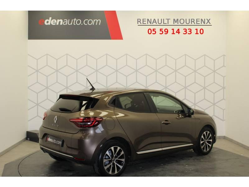 Renault Clio V Blue dCi 85 Zen Marron occasion à Orthez - photo n°3