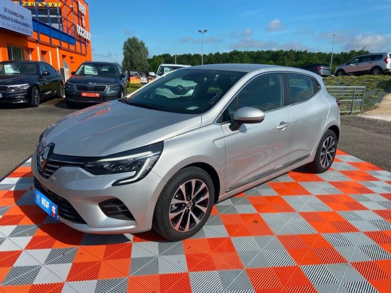 Renault Clio V BlueDCi 115 BV6 INTENS GPS 9.3 Caméra Gris occasion à Montauban