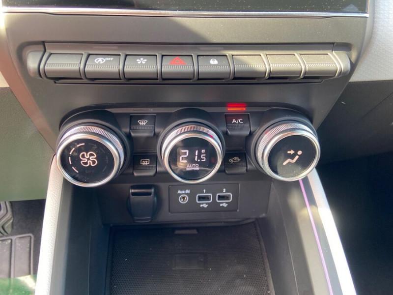 Renault Clio V BlueDCi 115 BV6 INTENS GPS 9.3 Caméra Gris occasion à Montauban - photo n°10