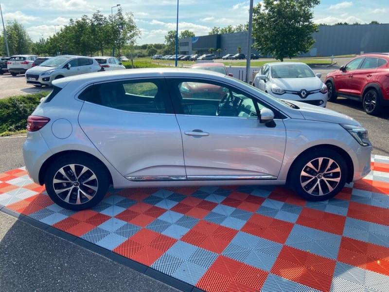 Renault Clio V BlueDCi 115 BV6 INTENS GPS 9.3 Caméra Gris occasion à Montauban - photo n°9