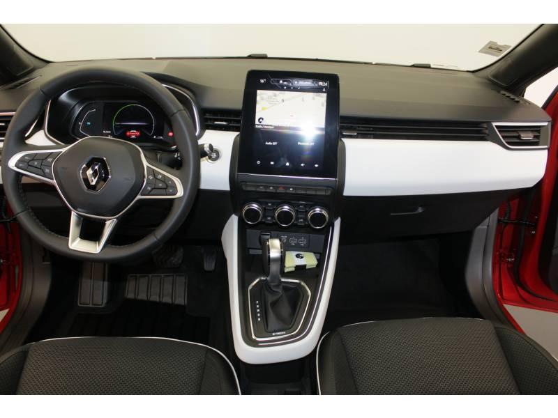Renault Clio V E-Tech 140 Intens Rouge occasion à Pau - photo n°8