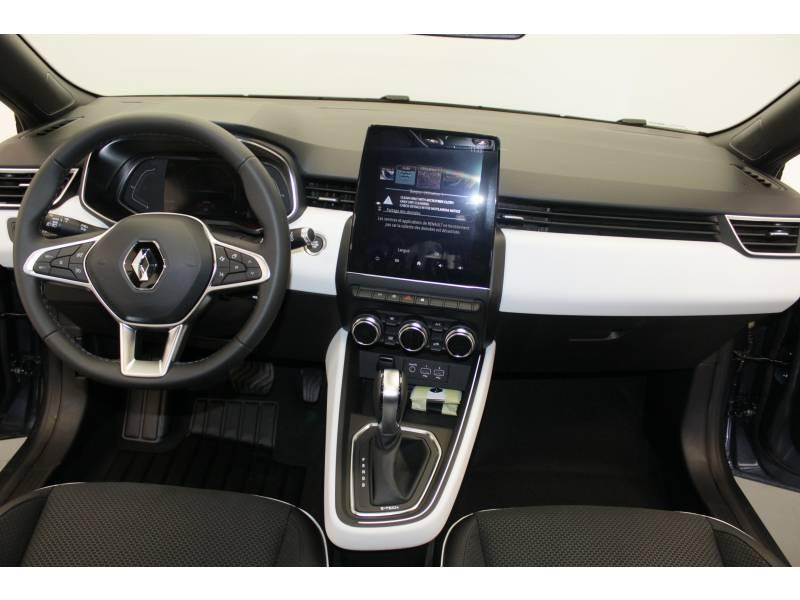 Renault Clio V E-Tech 140 Intens Gris occasion à LESCAR - photo n°8