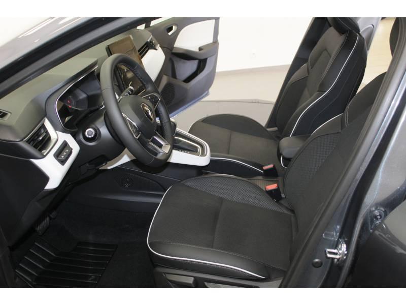 Renault Clio V E-Tech 140 Intens Gris occasion à LESCAR - photo n°4