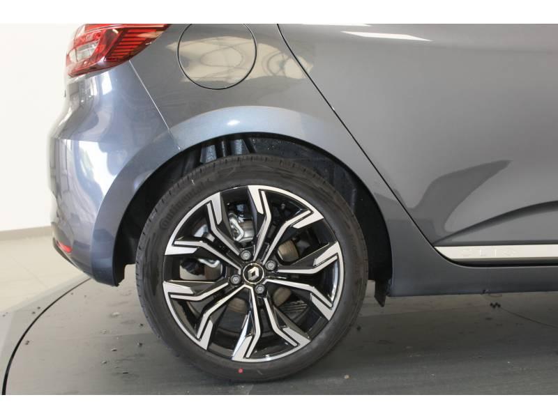 Renault Clio V E-Tech 140 Intens Gris occasion à LESCAR - photo n°9