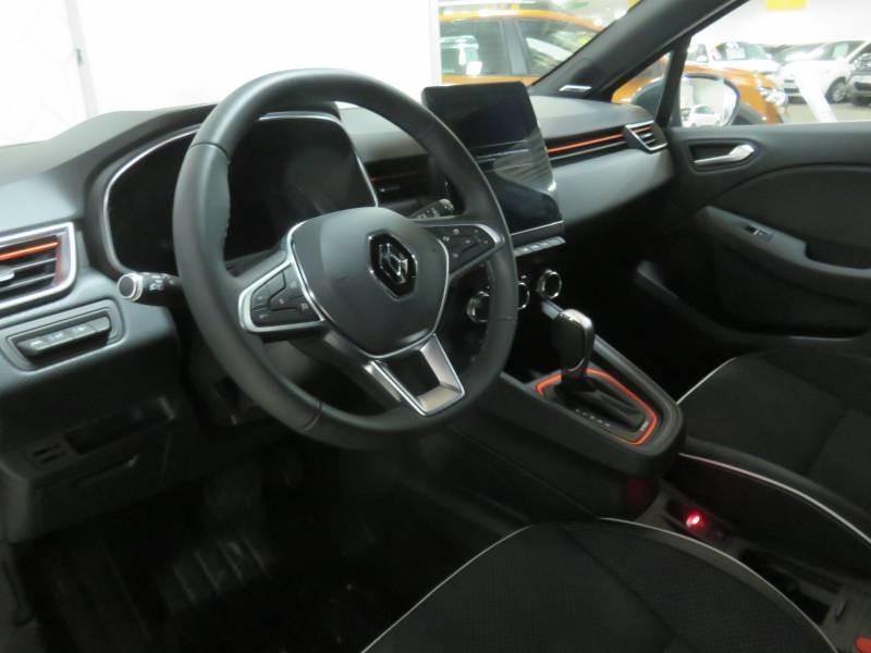 Renault Clio V E-Tech 140 Intens Gris occasion à BAYONNE - photo n°5