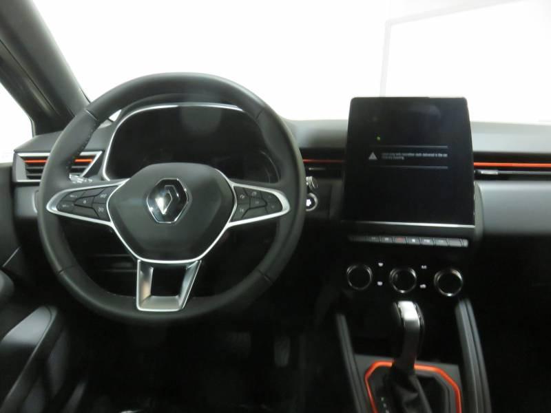 Renault Clio V E-Tech 140 Intens Gris occasion à BAYONNE - photo n°9