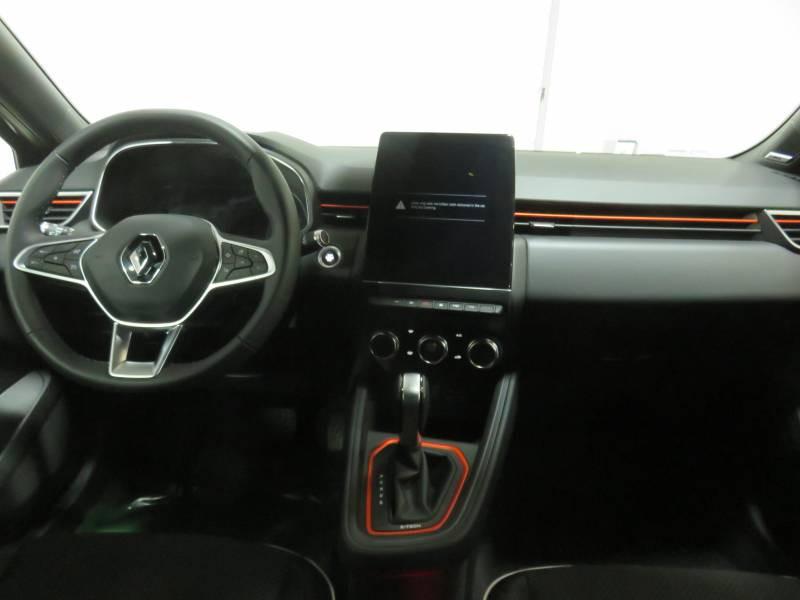 Renault Clio V E-Tech 140 Intens Gris occasion à BAYONNE - photo n°4