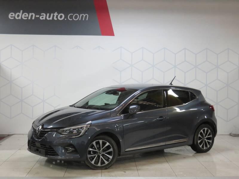 Renault Clio V E-Tech 140 Intens Gris occasion à BAYONNE