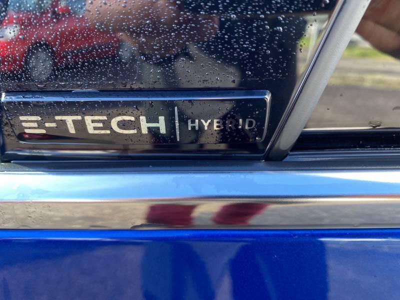 Renault Clio V E-Tech 140 RS Line Bleu occasion à Agen - photo n°14