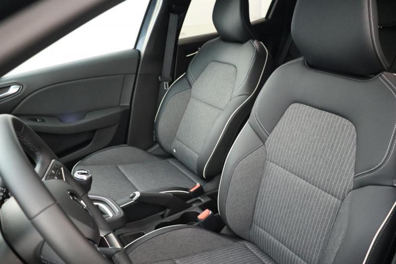 Renault Clio V INTENS TCE 90 + PACK LOOK NOIR Gris occasion à La Garde - photo n°5