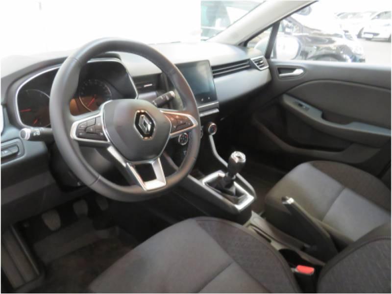 Renault Clio V TCe 100 Business Gris occasion à Biarritz - photo n°5