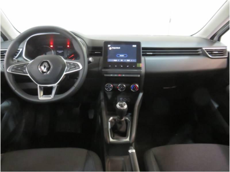 Renault Clio V TCe 100 Business Gris occasion à Biarritz - photo n°4