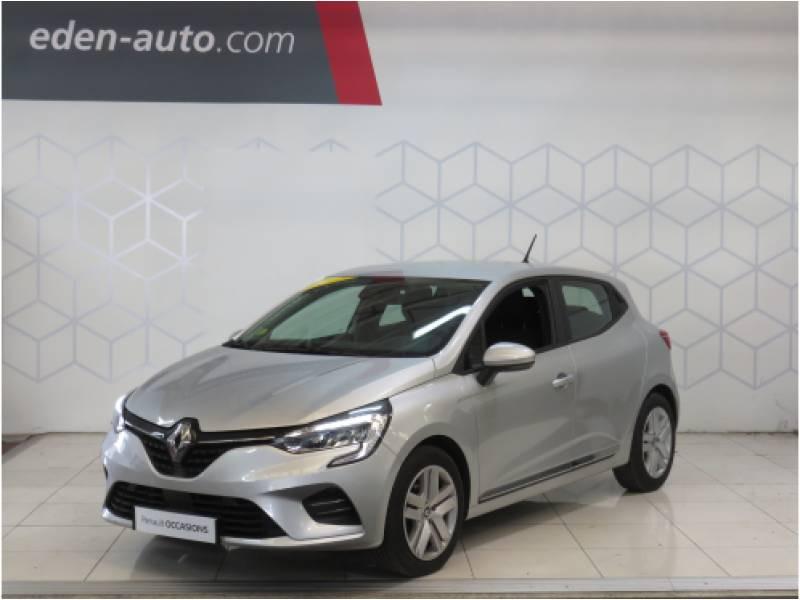 Renault Clio V TCe 100 Business Gris occasion à BAYONNE
