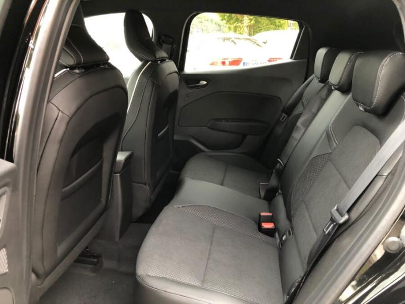 Renault Clio V TCe 100 INTENS GPS 9.3 Caméra Noir occasion à Montauban - photo n°16