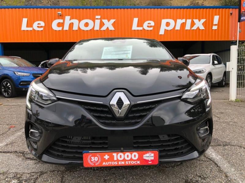 Renault Clio V TCe 100 INTENS GPS 9.3 Caméra Noir occasion à Montauban - photo n°2
