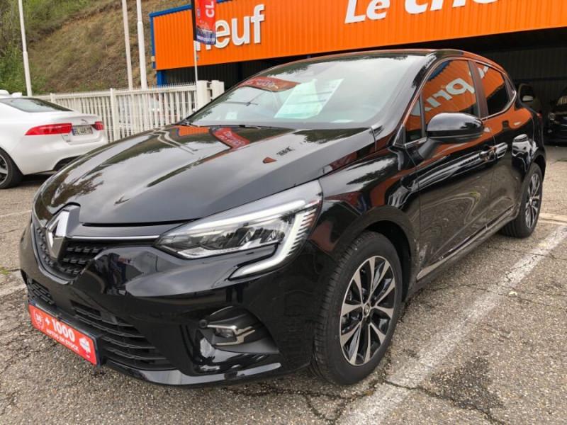 Renault Clio V TCe 100 INTENS GPS 9.3 Caméra Noir occasion à Montauban