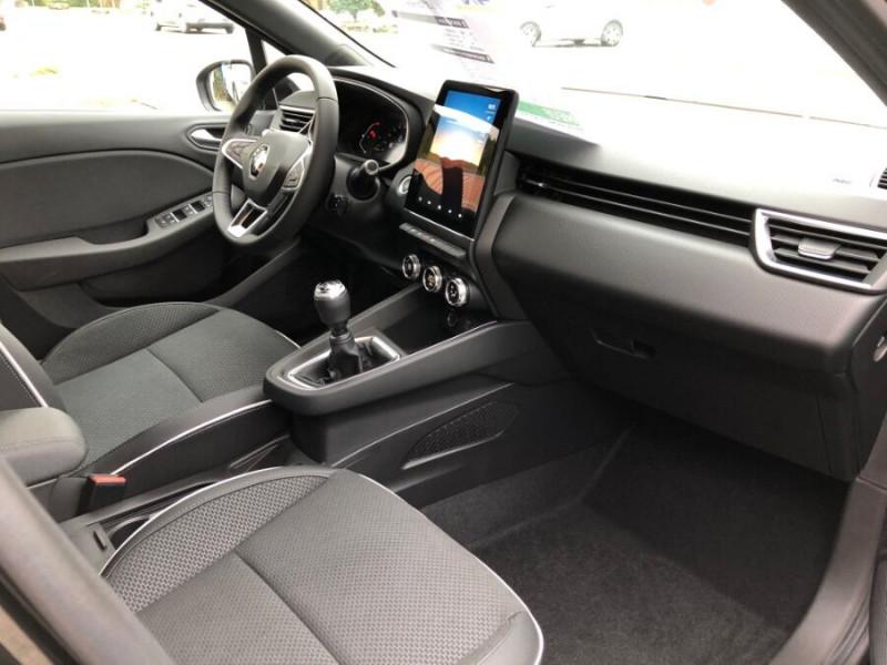 Renault Clio V TCe 100 INTENS GPS 9.3 Caméra Noir occasion à Montauban - photo n°20
