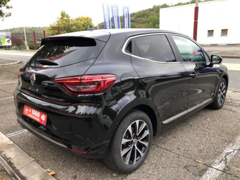 Renault Clio V TCe 100 INTENS GPS 9.3 Caméra Noir occasion à Montauban - photo n°5