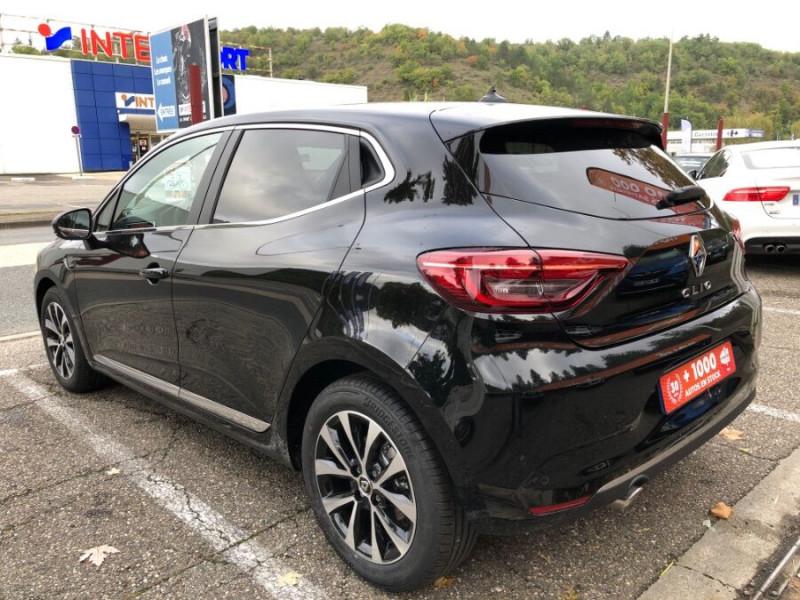 Renault Clio V TCe 100 INTENS GPS 9.3 Caméra Noir occasion à Montauban - photo n°7