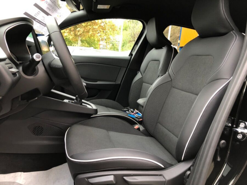 Renault Clio V TCe 100 INTENS GPS 9.3 Caméra Noir occasion à Montauban - photo n°13