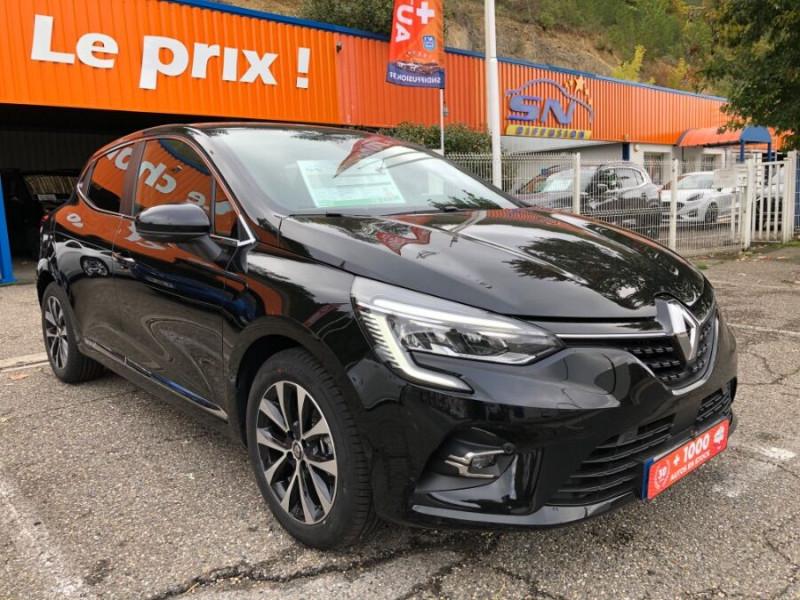 Renault Clio V TCe 100 INTENS GPS 9.3 Caméra Noir occasion à Montauban - photo n°3