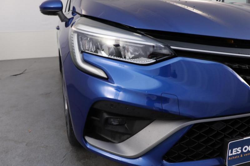 Renault Clio V TCe 100 RS Line Bleu occasion à Mérignac - photo n°8